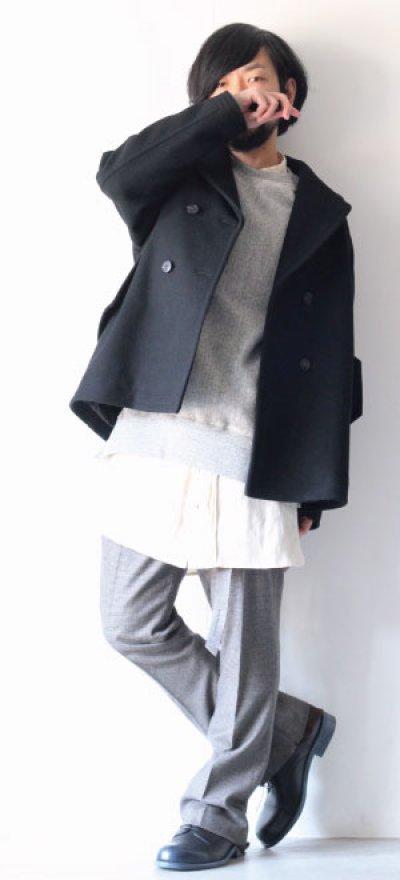 画像1: suzuki takayuki / ロングシャツ