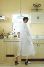 画像11: STOF / アーミッシュ刺繍羽織コート (11)