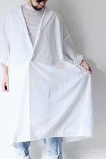 画像9: STOF / アーミッシュ刺繍羽織コート (9)