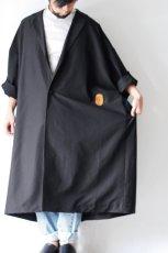 画像5: STOF / アーミッシュ刺繍羽織コート (5)