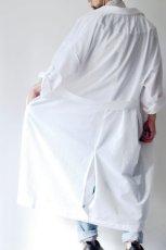 画像6: STOF / アーミッシュ刺繍羽織コート (6)