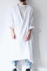 画像2: STOF / アーミッシュ刺繍羽織コート (2)