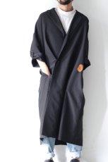画像10: STOF / アーミッシュ刺繍羽織コート (10)