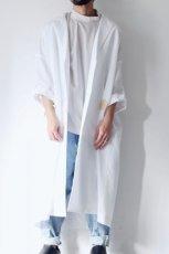 画像1: STOF / アーミッシュ刺繍羽織コート (1)