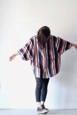 画像14: S I S E / プリントビッグポケットシャツ (14)