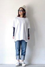 画像11: S I S E / バックプリントTシャツ (11)