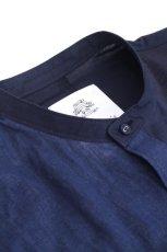 画像10: STOF / STILL LIFE パッチワークシャツ (10)