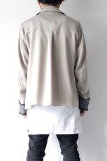 画像5: Licht Bestreben / パジャマシャツジャケット (5)