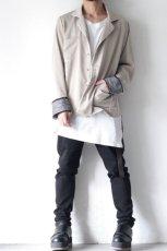 画像1: Licht Bestreben / パジャマシャツジャケット (1)