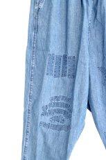 画像14: STOF / 手刺繍モチーフジーンズ (14)