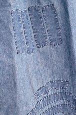 画像17: STOF / 手刺繍モチーフジーンズ (17)