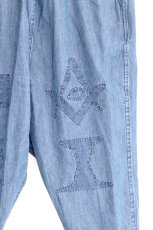 画像15: STOF / 手刺繍モチーフジーンズ (15)