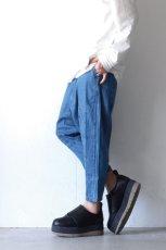 画像6: STOF / 手刺繍モチーフジーンズ (6)