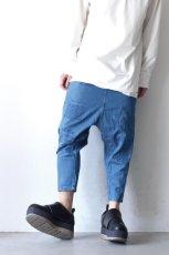 画像9: STOF / 手刺繍モチーフジーンズ (9)