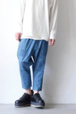 画像4: STOF / 手刺繍モチーフジーンズ (4)
