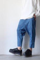 画像5: STOF / 手刺繍モチーフジーンズ (5)