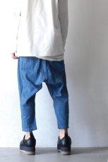 画像7: STOF / 手刺繍モチーフジーンズ (7)