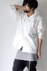 画像5: UNDECORATEDMAN / フードシャツ (5)