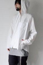 画像10: UNDECORATEDMAN / フードシャツ (10)