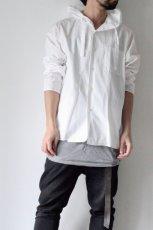 画像11: UNDECORATEDMAN / フードシャツ (11)