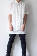 画像9: suzuki takayuki / 半袖リネンシャツ (9)