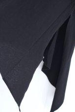 画像16: UNDECORATEDMAN / リボンTシャツ[オーガニックコットン] (16)