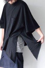 画像10: UNDECORATEDMAN / リボンTシャツ[オーガニックコットン] (10)