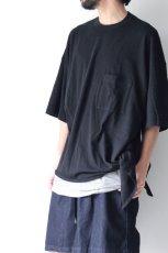 画像3: UNDECORATEDMAN / リボンTシャツ[オーガニックコットン] (3)