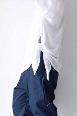 画像4: UNDECORATEDMAN / リボンTシャツ[オーガニックコットン] (4)