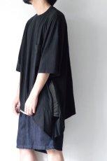 画像11: UNDECORATEDMAN / リボンTシャツ[オーガニックコットン] (11)