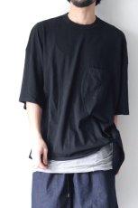 画像8: UNDECORATEDMAN / リボンTシャツ[オーガニックコットン] (8)