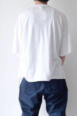 画像6: UNDECORATEDMAN / リボンTシャツ[オーガニックコットン] (6)