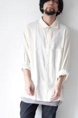画像3: A.F ARTEFACT / オーバーサイズシャツ (3)