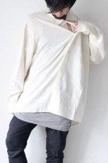 画像4: A.F ARTEFACT / オーバーサイズシャツ (4)
