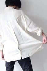 画像5: A.F ARTEFACT / オーバーサイズシャツ (5)