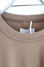 画像11: UNDECORATEDMAN / オーバーサイズTシャツ[オーガニックコットン] (11)