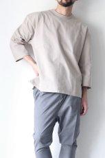 画像9: UNDECORATEDMAN / ハーフスリーブTシャツ[ハードコットン] (9)