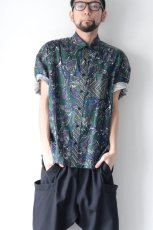 画像3: yoshio kubo / ドライリーフ半袖シャツ (3)