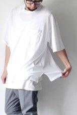 画像8: UNDECORATEDMAN / オーバーサイズTシャツ[オーガニックコットン] (8)