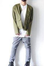 画像10: UNDECORATEDMAN / オーバーサイズTシャツ[オーガニックコットン] (10)