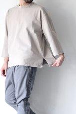 画像4: UNDECORATEDMAN / ハーフスリーブTシャツ[ハードコットン] (4)