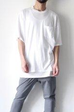 画像4: UNDECORATEDMAN / オーバーサイズTシャツ[オーガニックコットン] (4)