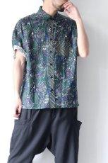 画像4: yoshio kubo / ドライリーフ半袖シャツ (4)