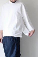 画像6: UNDECORATEDMAN / ハーフスリーブTシャツ[ハードコットン] (6)