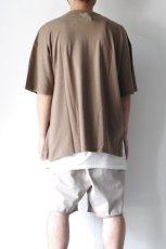 画像7: UNDECORATEDMAN / オーバーサイズTシャツ[オーガニックコットン] (7)