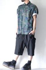 画像2: yoshio kubo / ドライリーフ半袖シャツ (2)