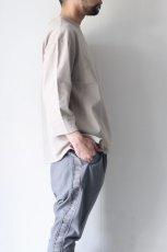 画像7: UNDECORATEDMAN / ハーフスリーブTシャツ[ハードコットン] (7)