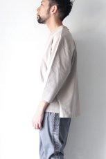 画像5: UNDECORATEDMAN / ハーフスリーブTシャツ[ハードコットン] (5)