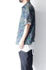 画像6: yoshio kubo / ドライリーフ半袖シャツ (6)