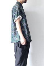 画像8: yoshio kubo / ドライリーフ半袖シャツ (8)